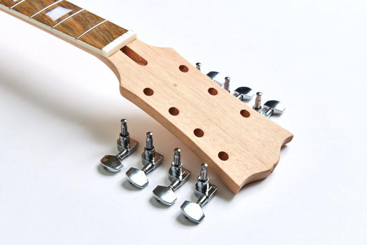 7弦レスポールスポルテッドメイプル001ヘッド